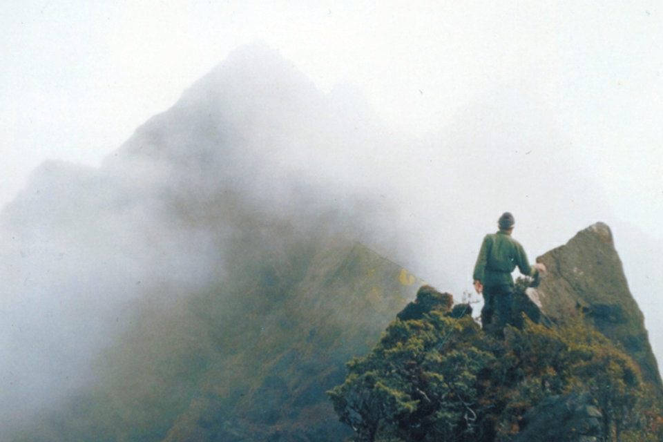 Star Mountains Expedition, Papua New Guinea