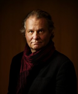 Portrait of Canadian ethnobotanist Wade Davis