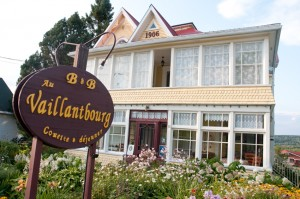 The Au Vaillantbourg B&B, Megantic, Eastern Townships, Quebec, Canada