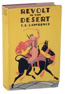 Revolt in the Desert, by T.E. Lawrence