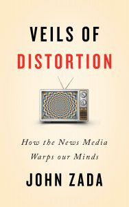 Book cover - Veils of Distortion