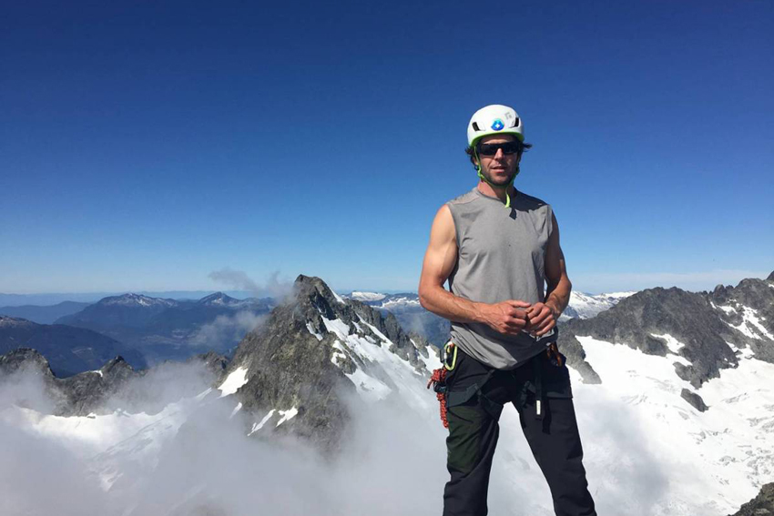 North Shore Rescue's Mike Danks