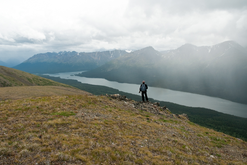 Spatsizi Plateau Wilderness Park in Northern British Columbia